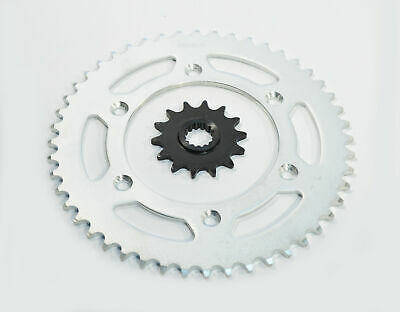 $45.94 • Buy 2001 2002 2003 KTM 250 SX 250 14 Tooth Front And 48 Tooth Rear Sprocket