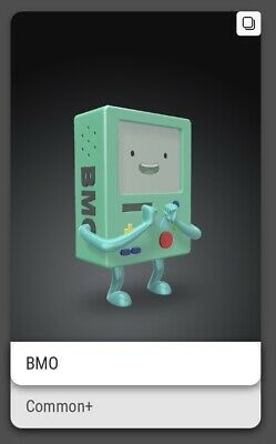 $149.99 • Buy VeVe BMO NFT Adventure Time Series 2 (SOLD OUT)