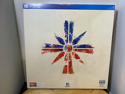 AU199 • Buy Far Cry 5 Mondo Limited Edition Box For PS4 🎮 NEW In Factory Sealed Box