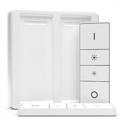 AU12.50 • Buy IYOKI Philips Hue Light Switch Cover Double Philips Hue Dimmer Switch (1-Pack)