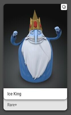 $299.99 • Buy VEVE NFT Ice King Adventure Time Series 1 (RARE) SOLD OUT!