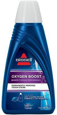£20.81 • Buy Wash Protect Oxygen Boost Clean Bissel Concentrated Carpet Shampoo 1L Cleaner