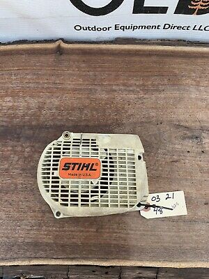 $28.49 • Buy STIHL 036 034 MS360 Chainsaw Starter Recoil - OEM Part 1125  SHIPS FAST!