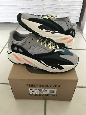 $ CDN695.29 • Buy Adidas Yeezy Boost 700 V1 Wave Runner Size 8.5 DS NWT