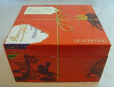 $ CDN86.34 • Buy The Complete Harry Potter Collection Box Set - 7 X Books - By J.K. Rowling