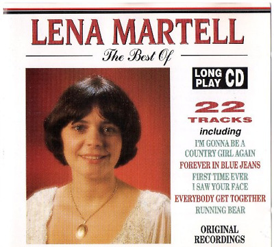 £2.33 • Buy Martell Lena - Martell Lena (CD) (1992)