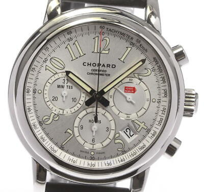 £1961.97 • Buy Chopard Mille Miglia 8511 Chronograph Date Silver Dial Automatic Men's_601644