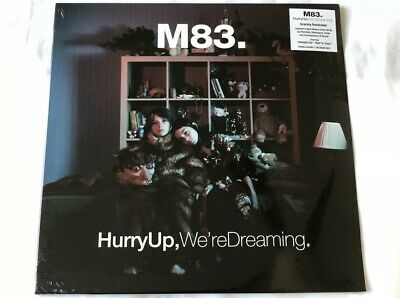 $129.99 • Buy M83 - Hurry Up, We're Dreaming Vinyl 2xLP New Sealed European Pressing NEW
