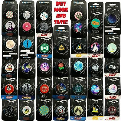 AU7.98 • Buy Popsocket Universal Holder First Generation Not Swappable