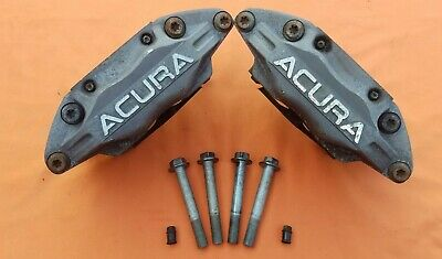 $224.75 • Buy Oem 2005 - 2012 Acura Rl Front Big Brake Calipers Advics 4 Piston