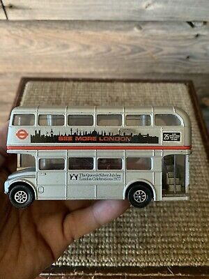 $ CDN10 • Buy Vintage Corgi Double Decker Bus Toy Bus Routemaster