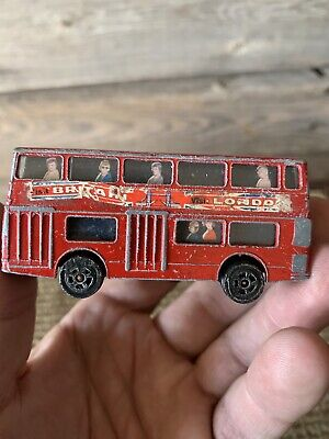 $ CDN5 • Buy Vintage Corgi Juniors Double Decker Bus