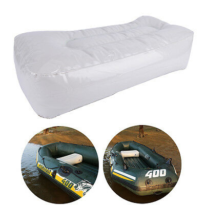 £8.10 • Buy Inflatable Air Seat Portable Cushion For Inflatable Boat Outdoor Camping Sea_JO