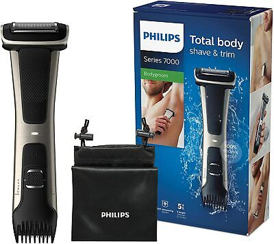 AU401.63 • Buy Philips Serie 7000 Bg7025/15 Shaver Body With Head Of Trimming And Shaving