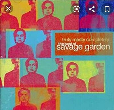 AU10.78 • Buy Savage Garden: Truly Madly Completely: Best Of Savage Garden (cd.)