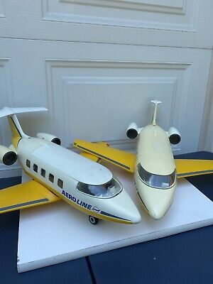 £50.10 • Buy PLAYMOBIL 3185 Aeroline Plane Huge Lot Replacement Pieces Incomplete Sets