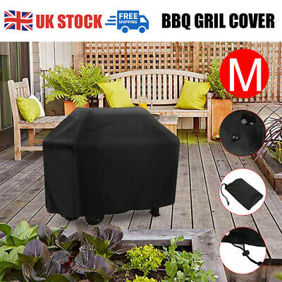 £8.99 • Buy L Bbq Cover Waterproof Rain Garden Barbecue Grill Heavy Duty Extra Large Uk
