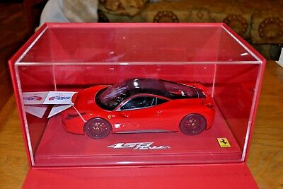 Limited Edition BBR 1:18 Die-Cast Ferrari 458 Italia; Model No. 7/10.  • 500£