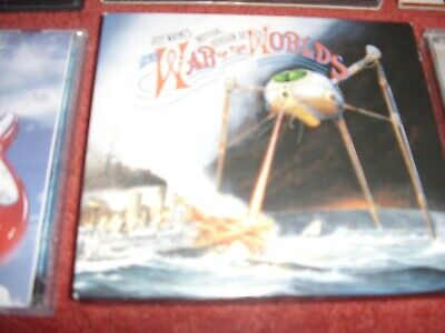 £3.99 • Buy Jeff Wayne's - The War Of The Worlds (2 CD Set 2009) [With Booklet/Slipcover]