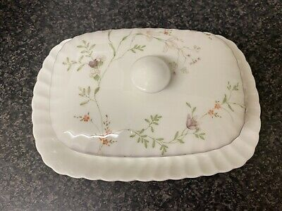 £27.50 • Buy Wedgwood Campion Butter Dish
