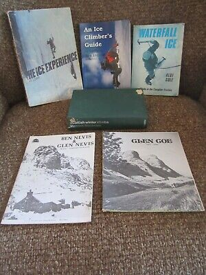 £28.97 • Buy 6 Ice Climbing Reading & Guide Books