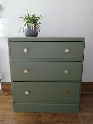 Upcycled Chest Of Drawers • 55£