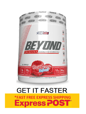 AU59.95 • Buy Ehplabs Beyond Bcaa + Eaa's 60 Serves Ehp Labs Amino Acids Intra Workout