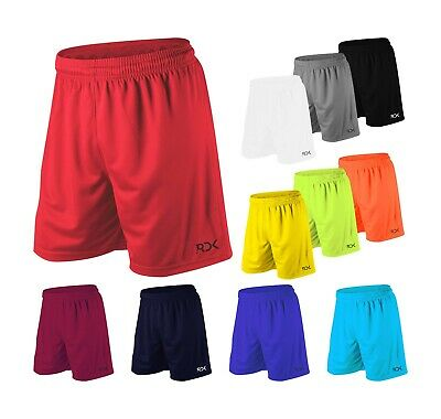 £6.75 • Buy Mens Football Shorts Quick Dry Running Jogging Gym Sports Breathable Fitness