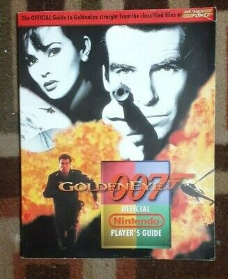 $19.95 • Buy Goldeneye 007 Nintendo Player's Official Strategy Game Guide