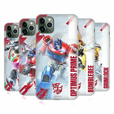 £13 • Buy OFFICIAL TRANSFORMERS AUTOBOTS KEY ART SOFT GEL CASE FOR APPLE IPHONE PHONES