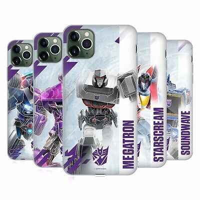 £13 • Buy OFFICIAL TRANSFORMERS DECEPTICONS KEY ART SOFT GEL CASE FOR APPLE IPHONE PHONES