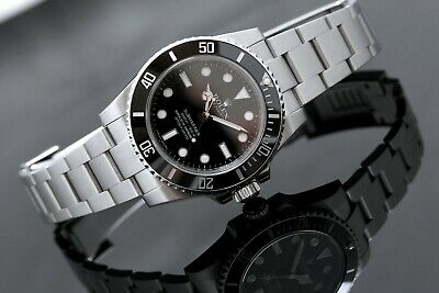 $ CDN15375.36 • Buy Rolex Submariner No Date 114060 - Box & Papers 2011