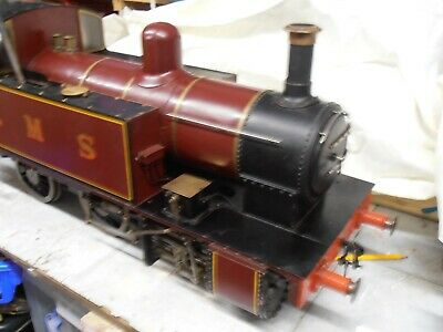 £2800 • Buy Simplex 5  Gauge Live Steam Locomotive - With Records - Ready For Re-commission