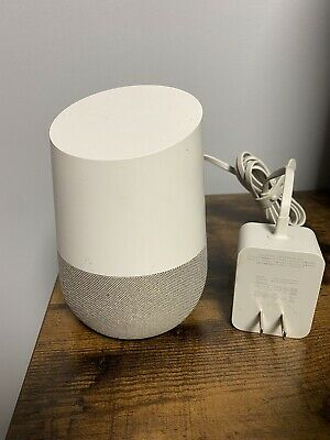 AU11.30 • Buy Google Home Smart Assistant - White Slate (US)