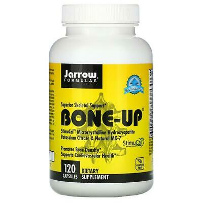 £17.56 • Buy Jarrow Formulas Bone-Up, Capsules - 120 Caps