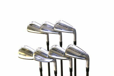 TaylorMade P790 4-8, PW, AW Iron Set Right Handed Graphite Recoil Regular Flex • 684.55£