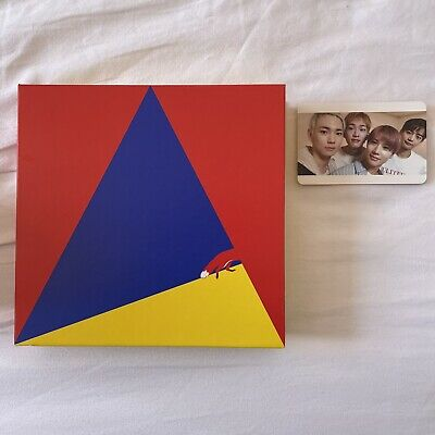 Shinee: The Story Of Light Episode 1 Album  + Photocard Kpop Uk Seller • 22.50£