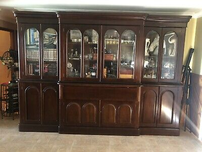 AU1500 • Buy Mahogany Bookcase
