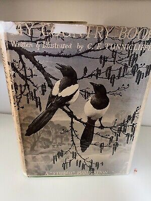 My Country Book By C F Tunnicliffe 1st Edition 1942 • 35£