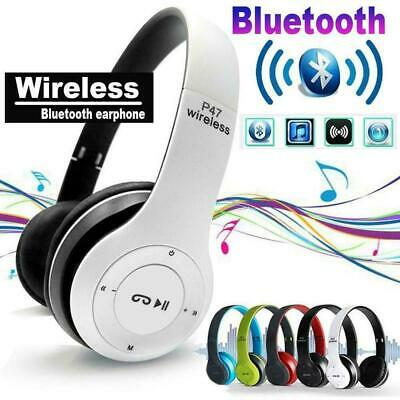 $ CDN9.51 • Buy Wireless Bluetooth Headset Gaming Headphones Foldable