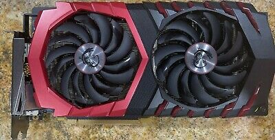 $ CDN242.62 • Buy MSI Geforce GTX1060 Gaming X 6GB ( FOR PARTS ONLY) PLEASE READ
