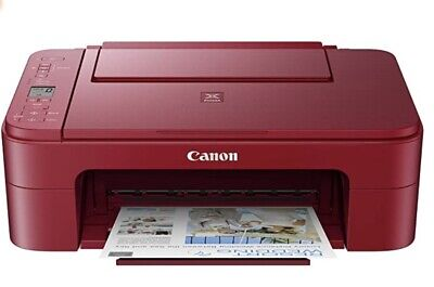 View Details Canon Pixma TS3320 Inkjet All-In-One Printer - Red - (Ink Not Included) • 49.99$