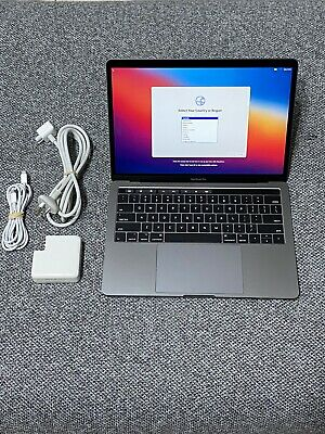 "AU1149 • Buy MacBook Pro 13"" Touch Bar 256 Ssd 8gb Ram 2.9ghz Excellent Con 1 Cycle Warranty"