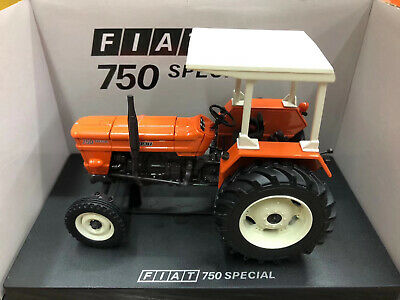 AU13.10 • Buy UNIVERSAL HOBBIES UH5255 Fiat 750 Special 2WD With Canopy TRACTOR 1/32