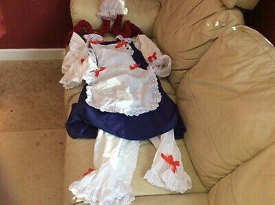Rag Doll Fancy Dress Outfit. • 8£