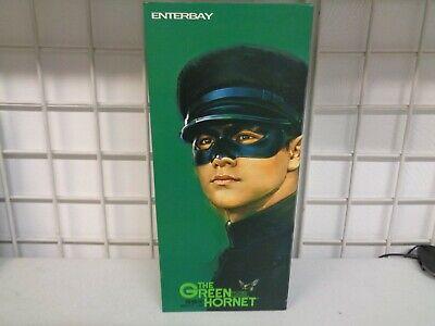 $799.99 • Buy Enterbay 1/6 Scale Real Masterpiece Bruce Lee The Green Hornet Kato Figure Nib