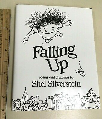 Falling Up  By Shel Silverstein- Hardcover & Jacket-new C.1996 HarperCollins • 10.92£