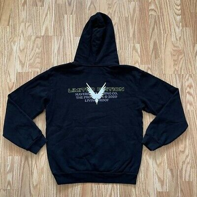 $79 • Buy New Maverick Clothing Limited Edition Hoodie Sz Small