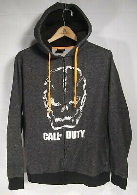 £15.86 • Buy Call Of Duty Black Ops III 3 Large Full Zip Hoodie Men's Sweatshirt Ps4 Xbox One