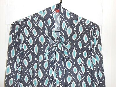 AU15 • Buy TigerLily Gorgeous Print Blouse Size 10 , Great Condition
